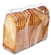 bread in clear film sized